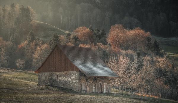Lonely, but not alone! - Landscape - Marko Klavs Photography
