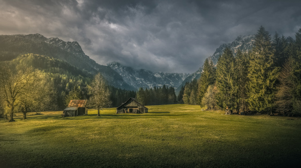 Ratece Prodi - Marko Klavs Photography