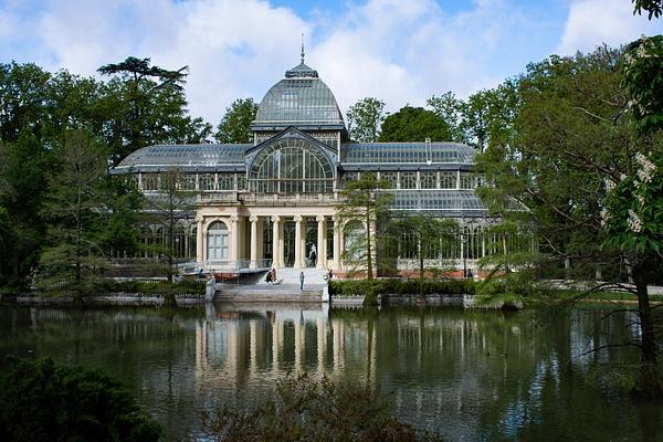 Palacio de cristal   Spain - Home - Nicola Lubbock Photography