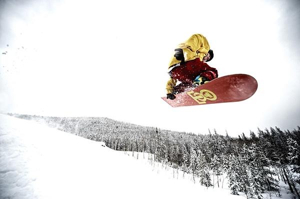 Snowboarding 1 by Scott Kelby