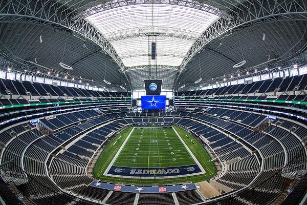 Cowboys Stadium Port - Football - Scott Kelby