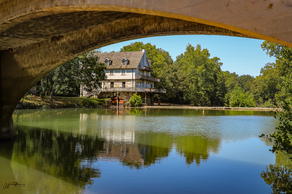 Under The Bridge by Judy Faustine