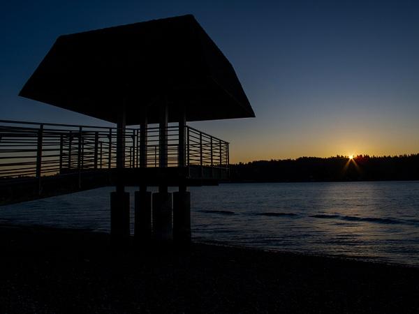 Sunrise View - Sun Rise/Set - Allan Barnett Photography