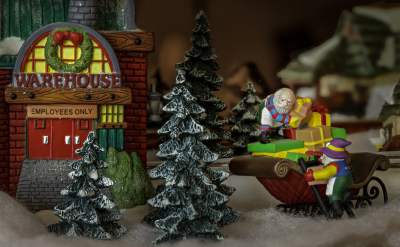 Santa Work House