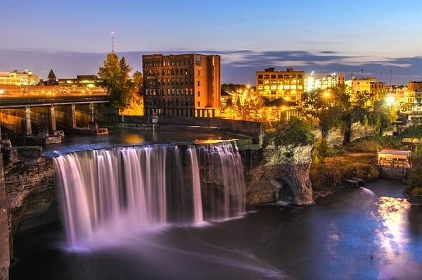 High Falls-2012 (US0074) - Cities - Bella Mondo Photography