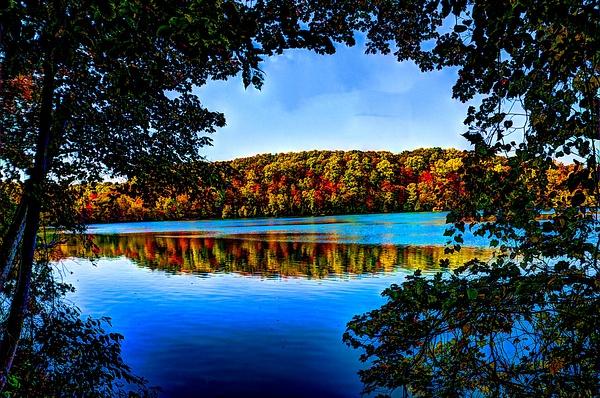 Green Lake State Park (US0039) - Landscape - Bella Mondo Images