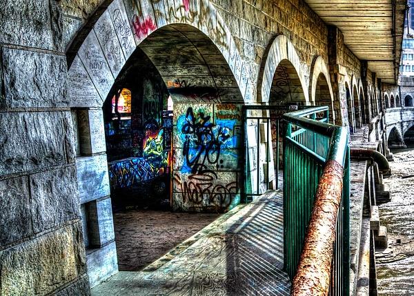 Under Broad Street (US0092) - Cities - Bella Mondo Photography