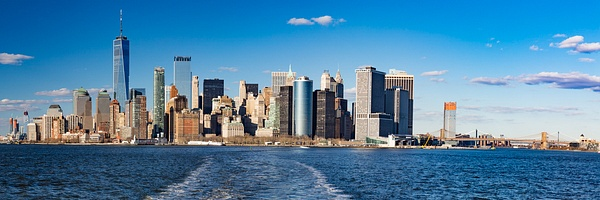 NYC Sky Line (US0375) - Panorama - Bella Mondo Images