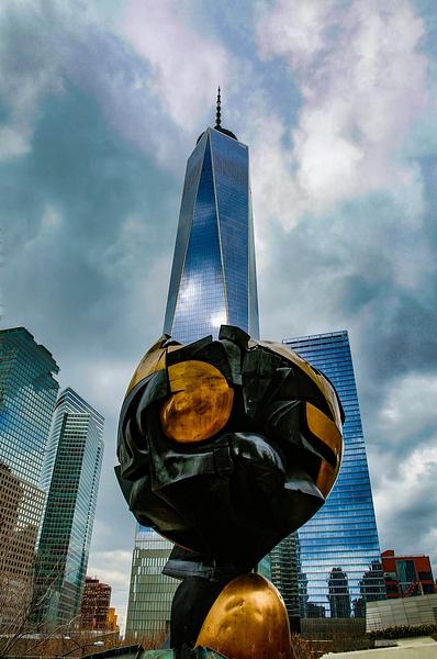 9/11 Memorial and Liberty Park (US0379) - Cities - Bella Mondo Photography
