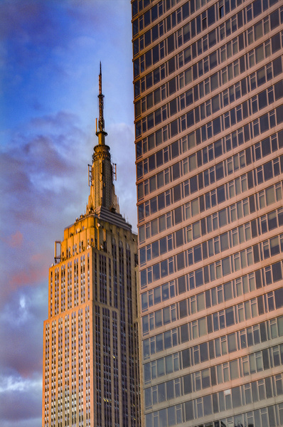 Empire State Building (Us0316) - Cities - Bella Mondo Photography
