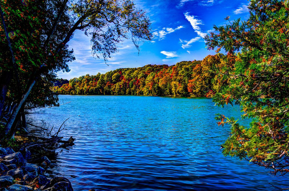 Green Lake State Park US0262)