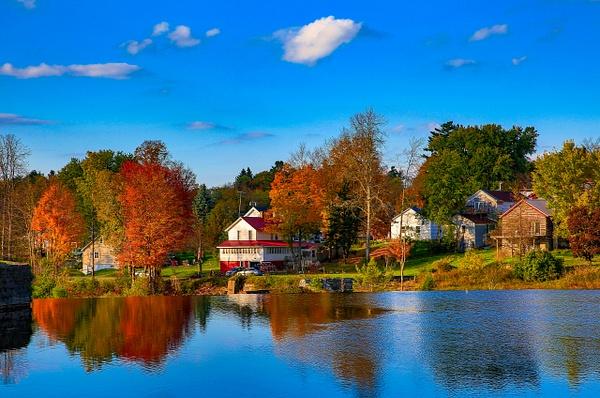 2019 Fall Adirondacks (US0407) - Landscape - Bella Mondo Images