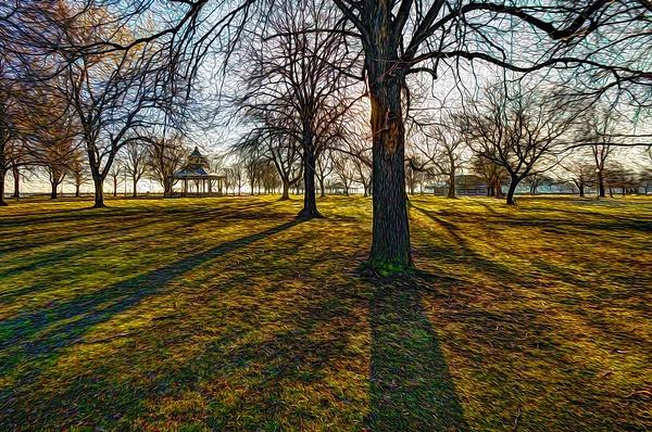 City Parks by BellaMondoImages