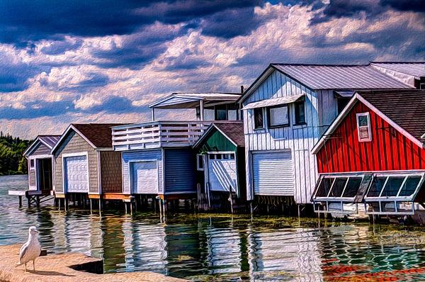 Finger Lakes Region by BellaMondoImages
