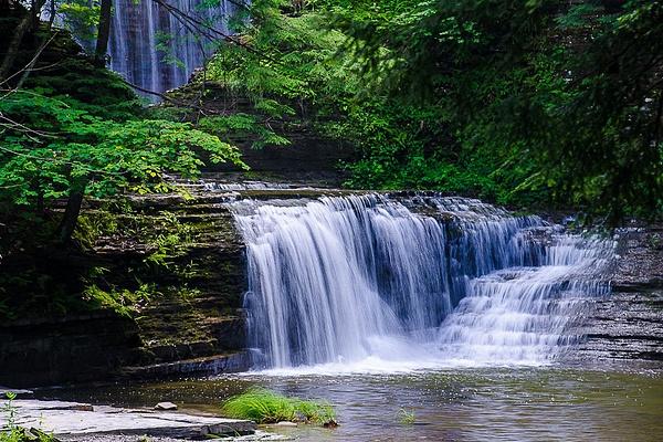 Buttermilk Falls US0064) - Additional Information - Bella Mondo Images