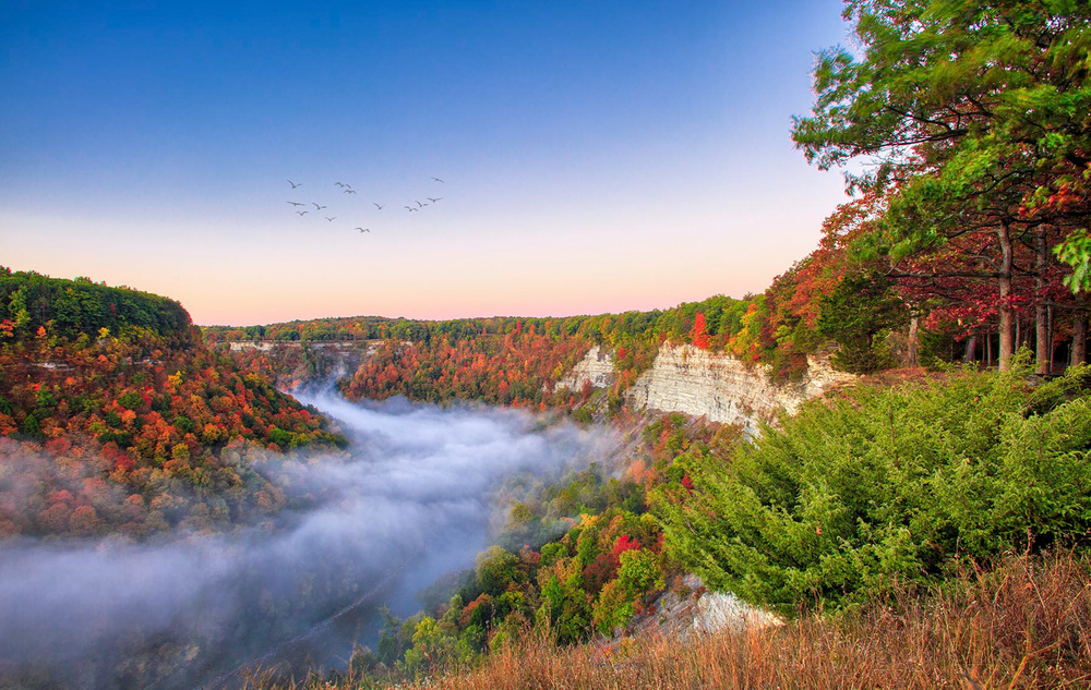 Letchworth State Park (US1701)
