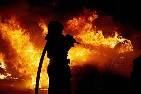 Fireman by Denis Tarasov