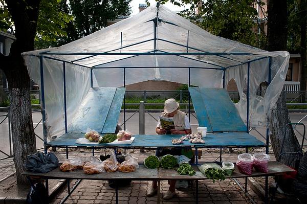 Mini market by Denis Tarasov