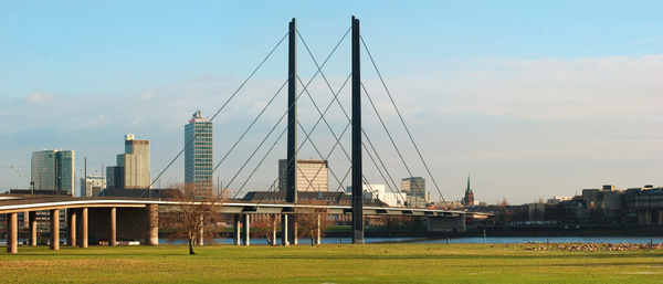 Dusseldorf by MariaMurashova