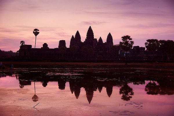 Cambodia by MariaMurashova