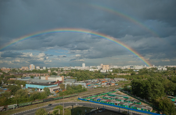 2014-08-26 Moscow by MariaMurashova