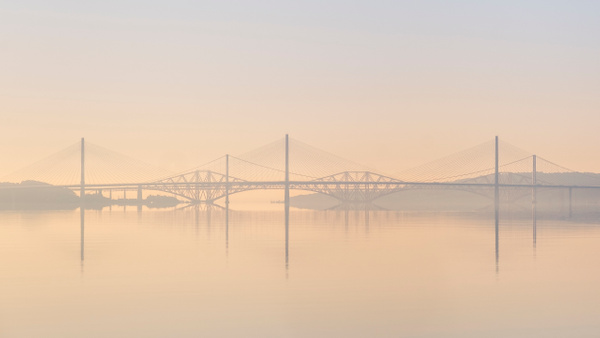 Forth-Bridge-Scotland - David Queenan Photography