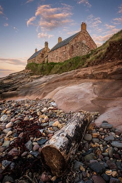 Cove Harbour - Sea & Coastline - David Queenan Photography