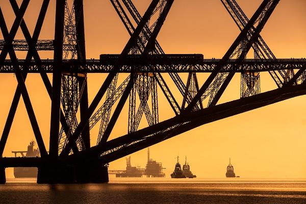 Criss Crossing - Forth Bridges
