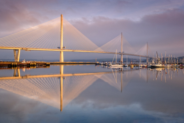 The Queensferry Crossing - Forth Bridges