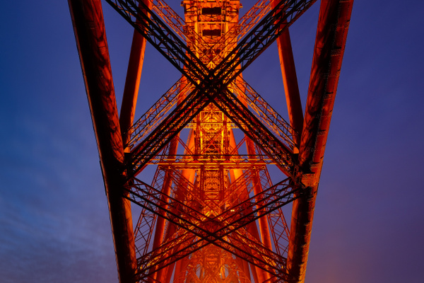 The Forth Bridge - Forth Bridges