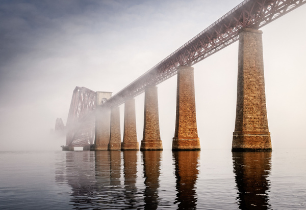 The Forth Bridge - Forth Bridges