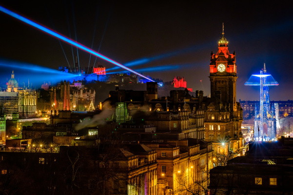 Edinburgh Light - Urban and cityscape photography