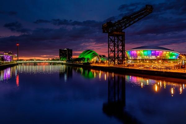 Finnieston, Glasgow - Urban and cityscape photography