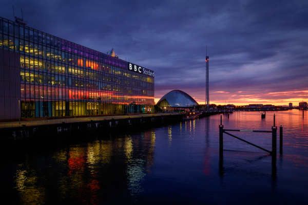 Clydeside, Glasgow - Urban and cityscape photography