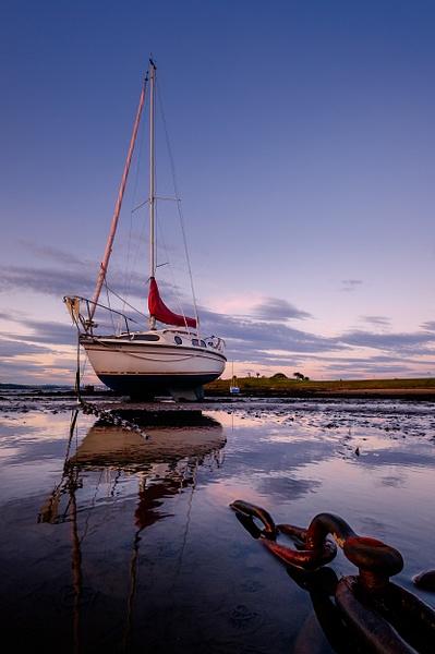 Blackness - Sea & Coastline - David Queenan Photography