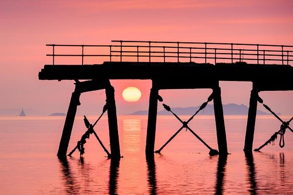 Carlingnose Point - Sea & Coastline - David Queenan Photography