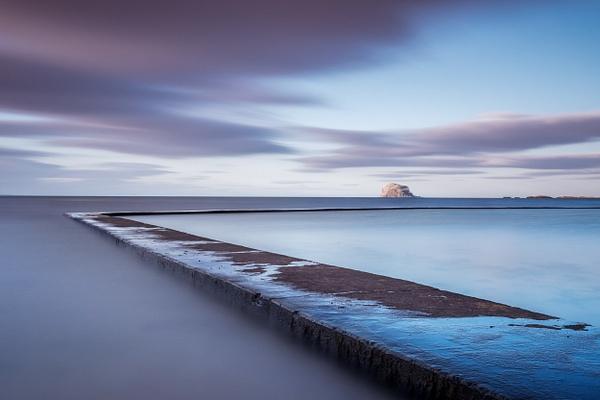 The Boating Pond - North Berwick - Sea & Coastline - David Queenan Photography