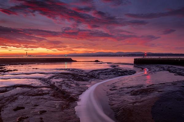 Bo'ness Harbour - Sea & Coastline - David Queenan Photography
