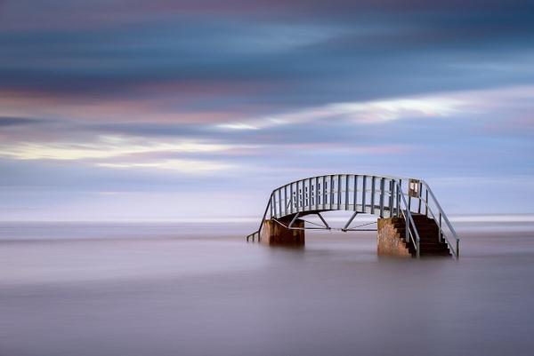 Bridge to Nowhere, Dunbar - Sea & Coastline - David Queenan Photography