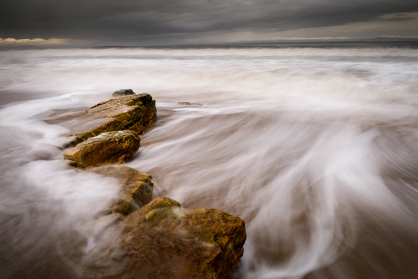 Gullane Beach - Sea & Coastline - David Queenan Photography