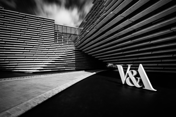 The V&A, Dundee - Architecture Photography