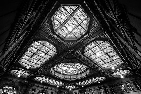 Waverley Station, Edinburgh - Architecture Photography