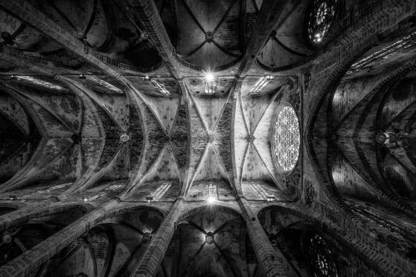 Palma Cathedral - Architecture Photography