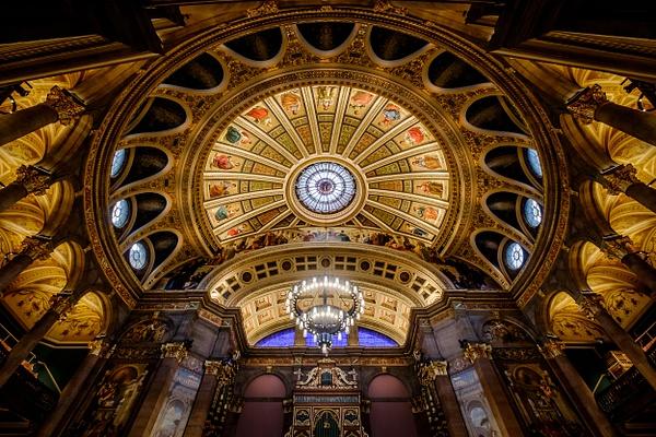 The McEwan Hall, Edinburgh - Architecture Photography