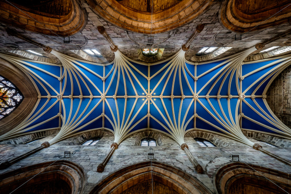 St Giles Cathedral, Edinburgh - Architecture Photography