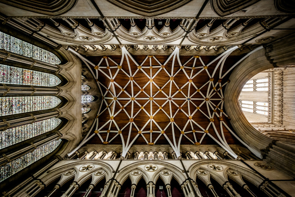 York Minster - Architecture Photography