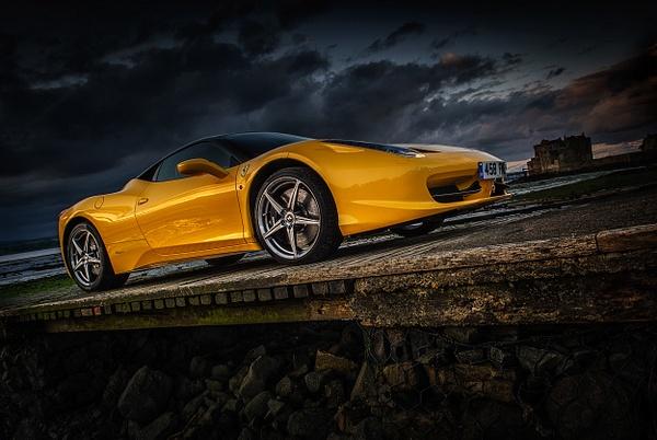 Ferrari 458 - Automotive and car photography