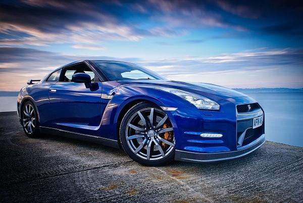 Nissan GTR - Automotive and car photography