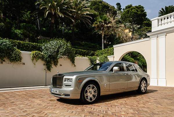 Rolls Royce Phantom II - Automotive and car photography