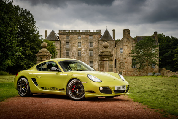Porsche Cayman R - Automotive and car photography
